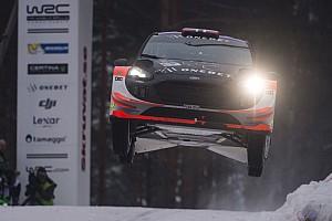 WRC Nieuws Video: Hoe Østberg in de Rally van Zweden 44 meter door de lucht vliegt