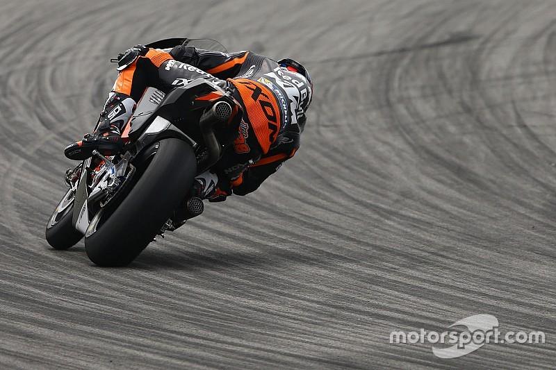 MotoGP-rijders bevestigen: KTM is fysiek zwaarder