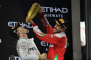 Formule 1 Actualités Rosberg - Mercedes devrait penser à Vettel et à Alonso pour 2018