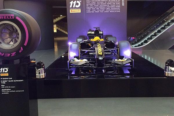 Pirelli: lo streaming live dalle 11.30 dei 110 anni nel Motorsport