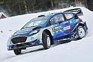 WRC Non solo Ogier: Ford M-Sport si gode il nuovo Ott Tanak