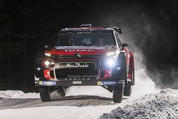 Difícil debut de temporada para Meeke con Citroën