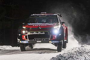 WRC Noticias de última hora Difícil debut de temporada para Meeke con Citroën
