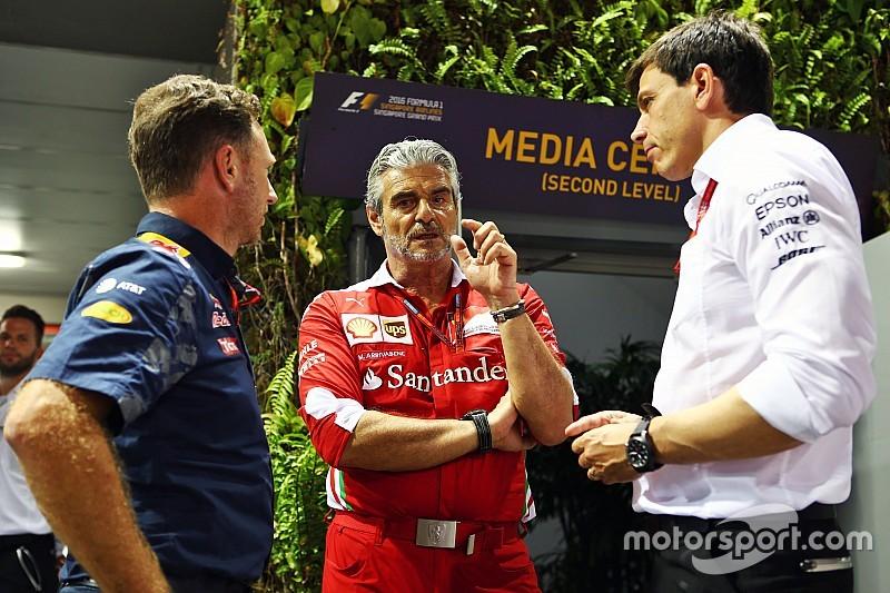 Los equipos líderes de la F1 buscan proteger sus ventajas económicas