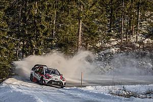 WRC BRÉKING A WRC főnökei figyelmeztették a szervezőket, hó kellene a Svéd Ralira