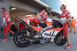 MotoGP BRÉKING MotoGP: Lorenzót a veszélyes hátsó abroncsa akadályozta!
