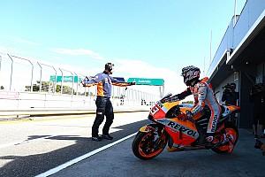 "MotoGP 速報ニュース 【MotoGP】マルケス、トップ記録も「電子制御にまだ""何か""足りない」"