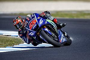 MotoGP Laporan tes Tes Phillip Island: Vinales puncaki hari kedua, Marquez impresif
