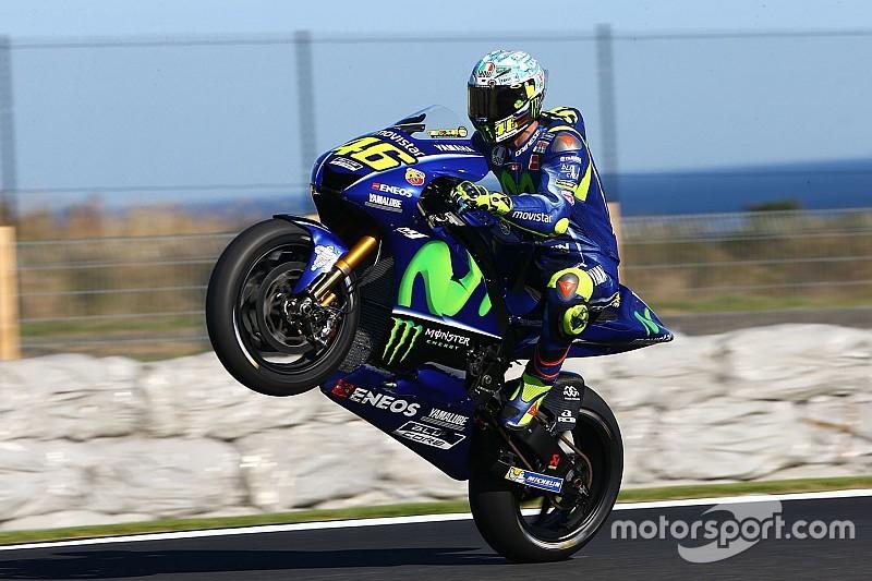 """Rossi: """"Parece que hemos seguido la dirección equivocada"""""""