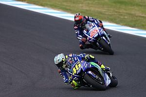 MotoGP 速報ニュース 【MotoGP】結果に大満足のビニャーレスと、方向性を間違ったロッシ