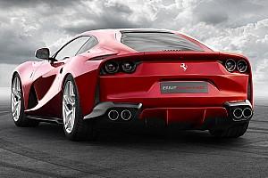 Prodotto I più cliccati Fotogallery: la Ferrari 812 Superfast vista da vicino