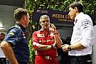 F1阵营谋求重建车队组织