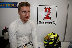 TCR Deutschland Intervista Zimmermann: