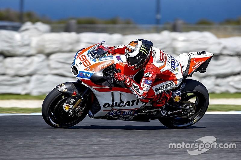 """Jorge Lorenzo und die MotoGP-Ducati: """"Irgend etwas passt noch nicht"""""""