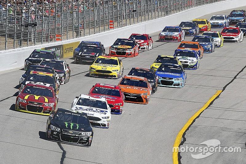 NASCAR gibt die Längen der Stages für alle Cup-Rennen 2017 bekannt