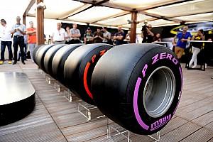 Formule 1 Nieuws Pirelli houdt reservebanden klaar volgens specificatie 2016