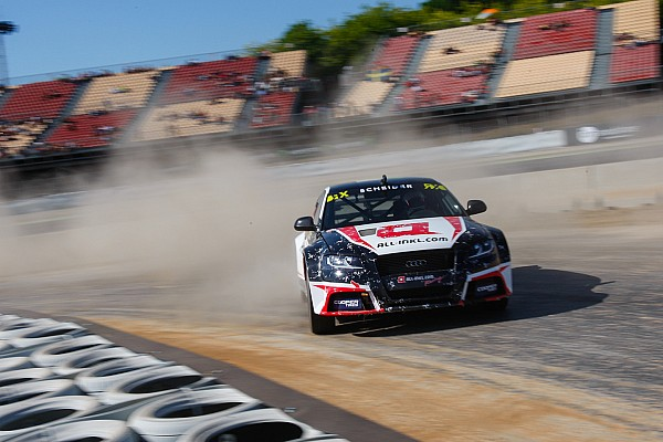 Tilke and Scheider design new rallycross layout in Mallorca