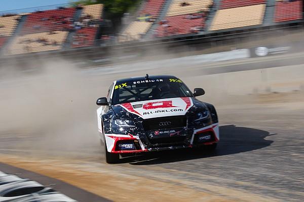Rallycross-WM News Auf Mallorca: Timo Scheider lässt eigene Rallycross-Strecke bauen