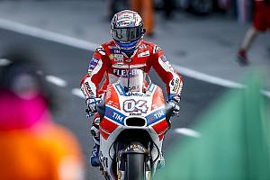 MotoGP Важливі новини Довіціозо: Сьогодні я відчував себе краще, ніж вчора