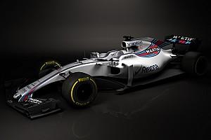 Exclusivo: Confira imagens do novo carro da Williams