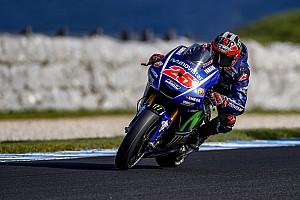 MotoGP Relato de testes Viñales domina último dia de teste na Austrália; Rossi é 11º