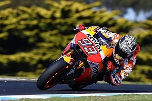MotoGP Новость Маркес назвал прорывом новый мотор Honda