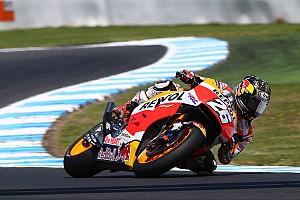 MotoGP Réactions Pedrosa - À Honda de faire les analyses, nous on ne fait que piloter