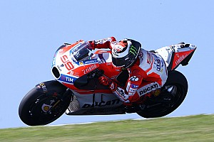 MotoGP 速報ニュース 【MotoGP】ロレンソ「豪州でウイングを失った影響を大きく感じた」