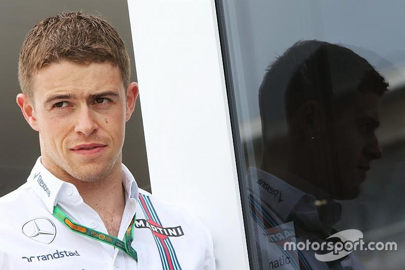 DTM-Fahrer Paul di Resta bleibt F1-Ersatzfahrer bei Williams
