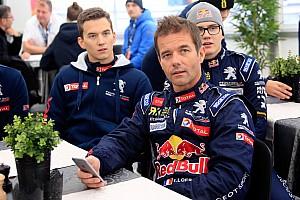 World Rallycross Actualités Loeb a