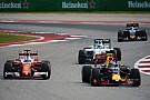 Формула 1 В Red Bull не разделили опасений о сложности обгонов