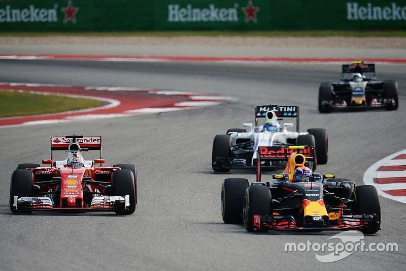 В Red Bull не разделили опасений о сложности обгонов