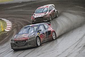 World Rallycross Noticias de última hora Loeb regresa con Peugeot al Mundial de Rallycross