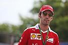 Vergne niet langer reservecoureur van Ferrari F1 Team