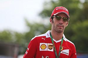 F1 Noticias de última hora Vergne confirma que ya no tiene ningún papel en Ferrari