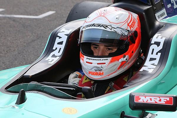 Joey Mawson salta nell'Europeo F3 con la Van Amersfoort Racing