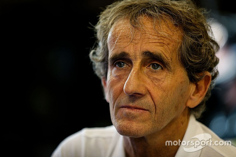 Ален Прост стал советником Renault F1