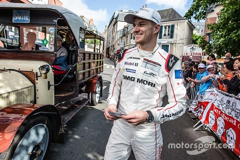 Hulkenberg no piensa en volver a Le Mans en 2017