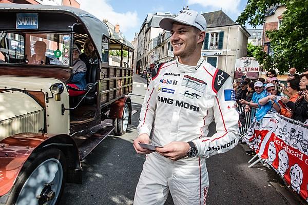 Le Mans Últimas notícias Hulkenberg não pretende voltar a Le Mans em 2017