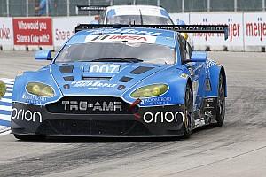 PWC Breaking news Davison returns to TRG Aston Martin at St. Petersburg