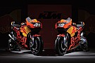 MotoGP La KTM vuole anche una squadra satellite in MotoGP nel 2018
