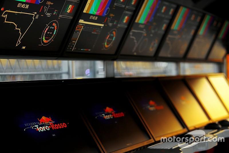 Probleem met ERS hindert Toro Rosso tijdens filmdag