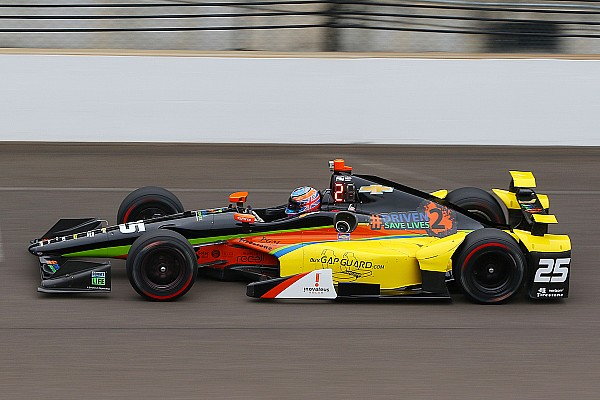 IndyCar Важливі новини Машина Стефана Вілсона стане лотом на аукціоні команди KV Racing