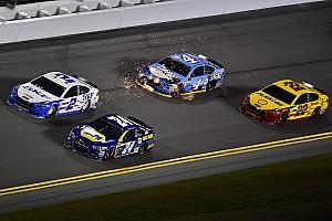 NASCAR Cup Entrevista Harvick satisfecho con el rendimiento de Ford, ve a Penske favorito en Daytona