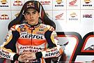 【MotoGP】右肩を負傷したマルケス「テストは万全でないかも…」