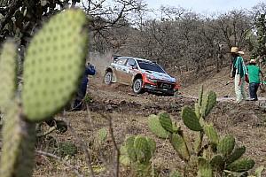 WRC Chronique Mexique : l'avant-propos de Denis Giraudet
