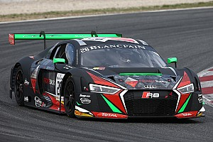 BSS Ultime notizie Will Stevens continua con l'Audi WRT nel Blancpain GT