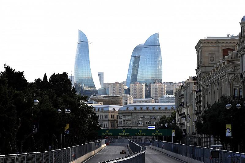 Liberty выразила недовольство этапом в Баку