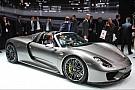 Los cinco mejores concept de Porsche