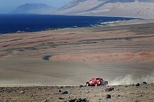 Dakar Breaking news Peru to return to 2018 Dakar programme